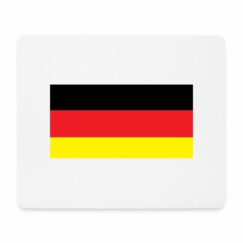 Deutschland Weltmeisterschaft Fußball - Mousepad (Querformat)