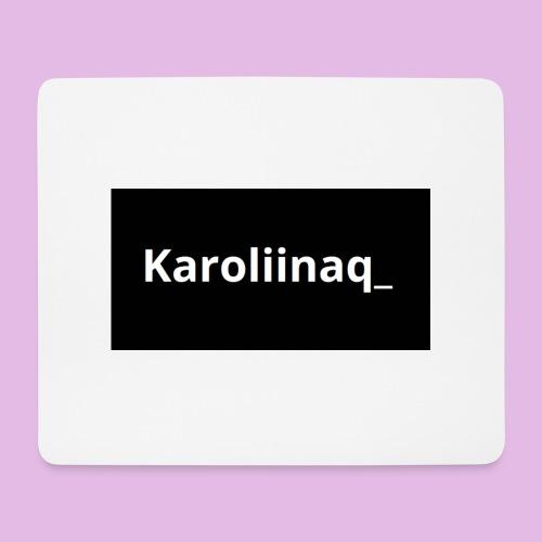 Karoliinaq_ - Hiirimatto (vaakamalli)