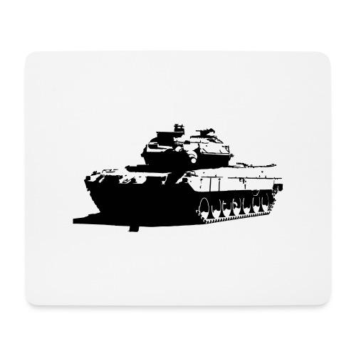 Leopard 2 Kampfpanzer - Stridsvagn 122 - Musmatta (liggande format)