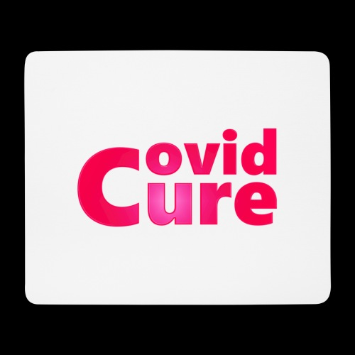 Covid Cure [IMPACT COLLECTION] - Mouse Pad (horizontal)