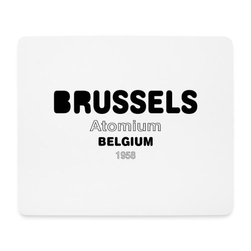 Brussels BELGIUM - Tapis de souris (format paysage)