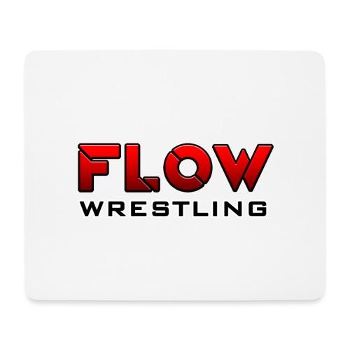 FLOW Wrestling - Podkładka pod myszkę (orientacja pozioma)
