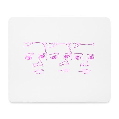 White Guy Blinking Memes - Mouse Pad (horizontal)
