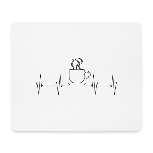 Coffee Time - Mousepad (Querformat)
