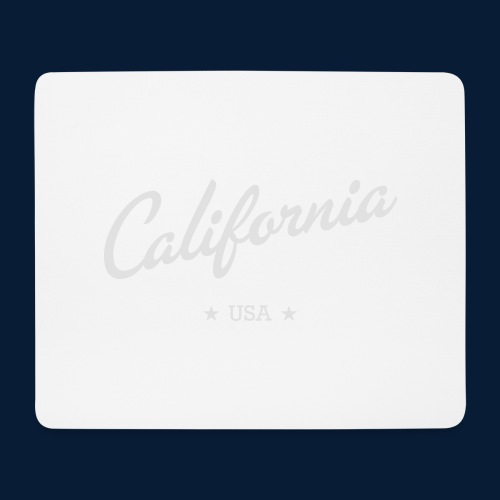 California - Mousepad (Querformat)