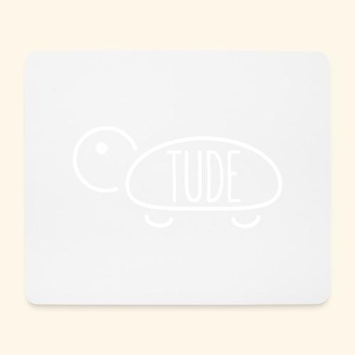 Tude - Mousepad (Querformat)