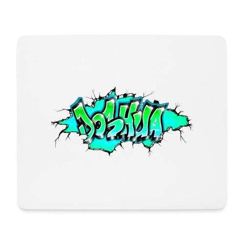 GRAFFITI JOSHUA PRINTABLE WALL BROKE - Tapis de souris (format paysage)
