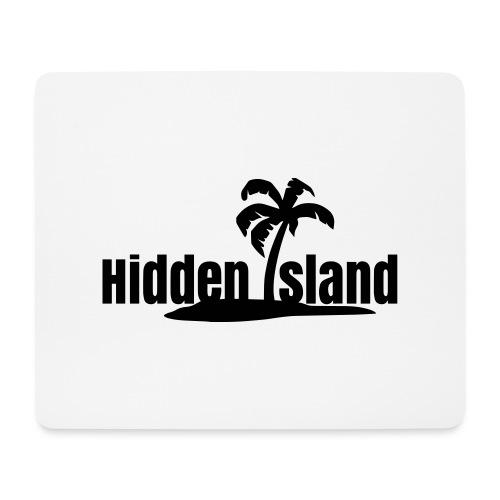 Hidden Island - Mousepad (Querformat)