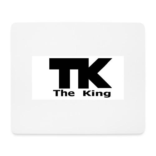 The King med ram - Musmatta (liggande format)