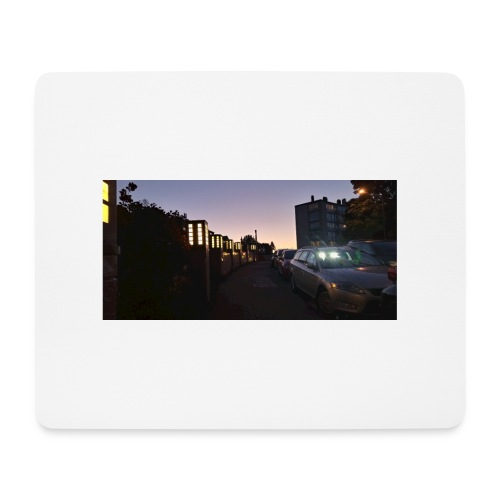 Sunset mousepad - Mouse Pad (horizontal)