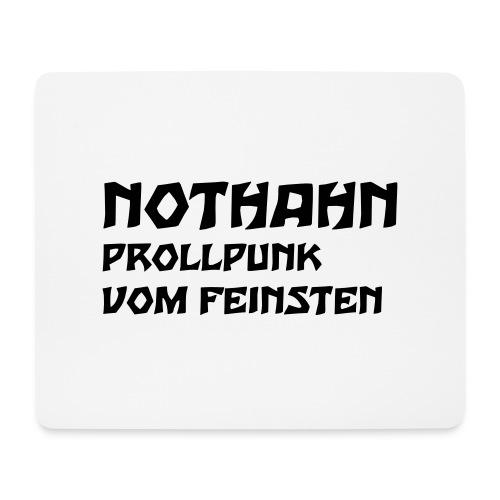 vorne - Mousepad (Querformat)