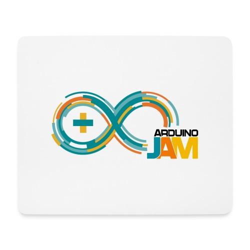 T-shirt Arduino-Jam logo - Mouse Pad (horizontal)