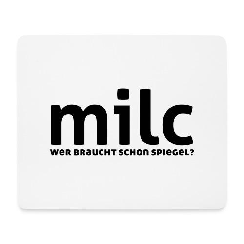 milc - Mousepad (Querformat)