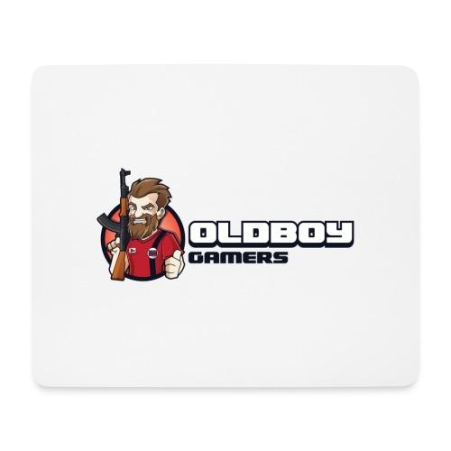 Oldboy Gamers Fanshirt - Musematte (liggende format)