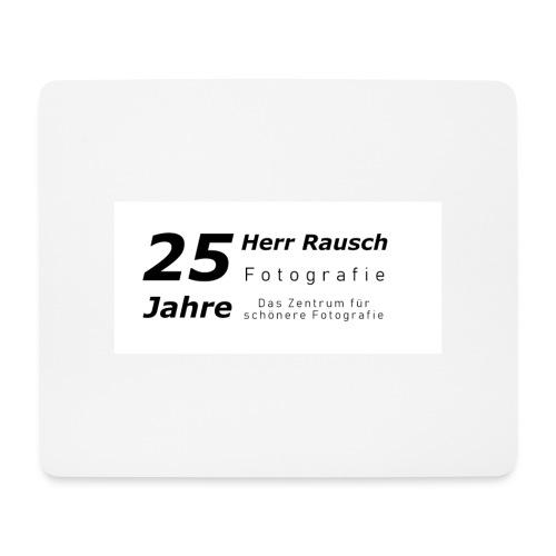 25 Jahre Herr Rausch Fotografie - Mousepad (Querformat)