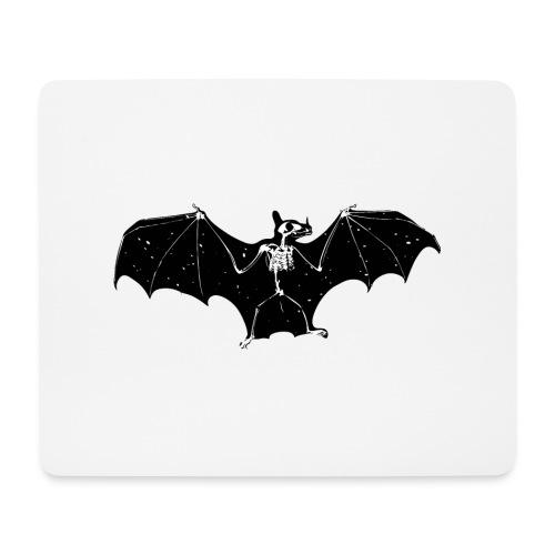 Bat skeleton #1 - Mouse Pad (horizontal)