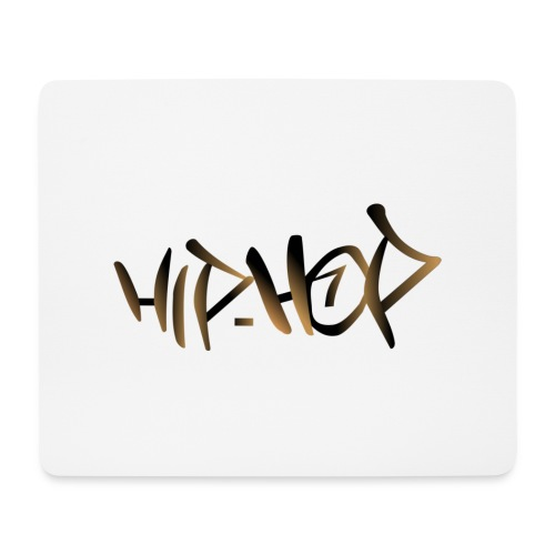 HIP HOP - Mouse Pad (horizontal)
