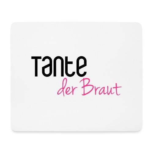 Tante der Braut - Mousepad (Querformat)