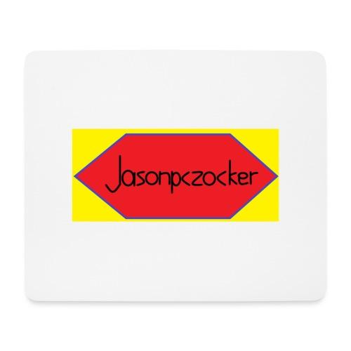 Jasonpczocker Design für gelbe Sachen - Mousepad (Querformat)