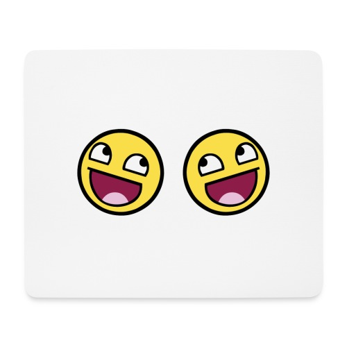 Boxers lolface 300 fixed gif - Mouse Pad (horizontal)