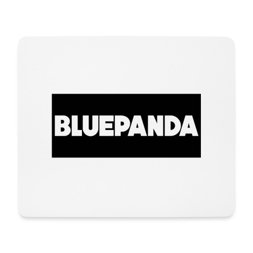 BLUE PANDA - Mouse Pad (horizontal)