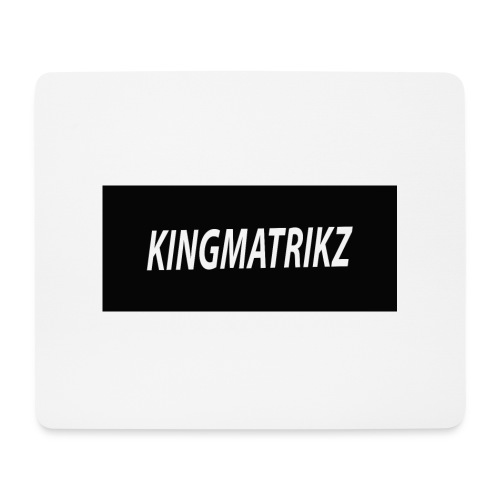 kingmatrikz - Mousepad (bredformat)