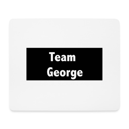 Team George - Mouse Pad (horizontal)