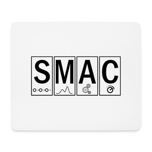 SMAC3_large - Mouse Pad (horizontal)
