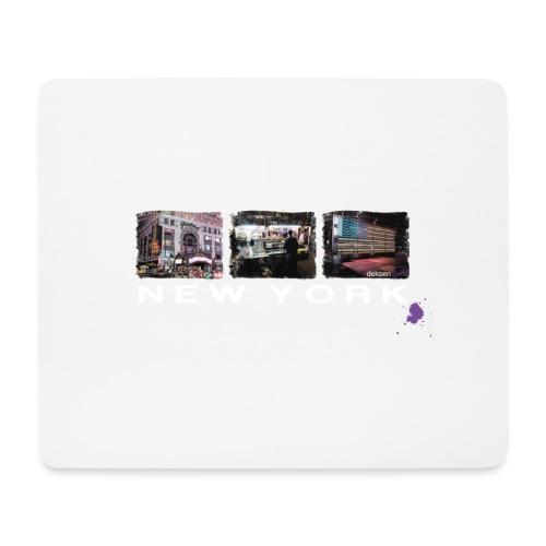 new york color ohne kontu - Mousepad (Querformat)
