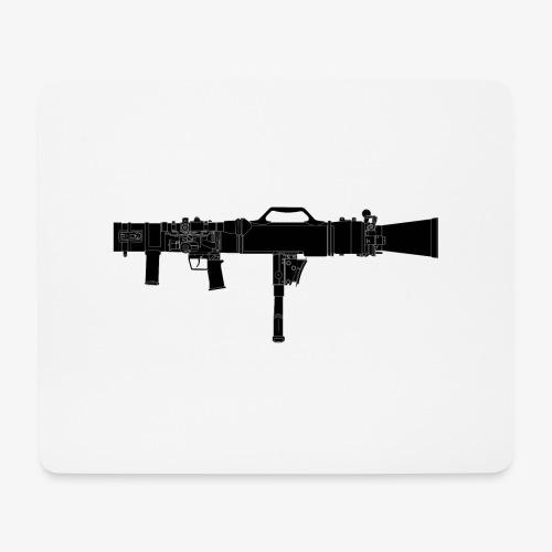 Carl-Gustaf M3 - Granatgevär 8,4 cm m86 - Musmatta (liggande format)