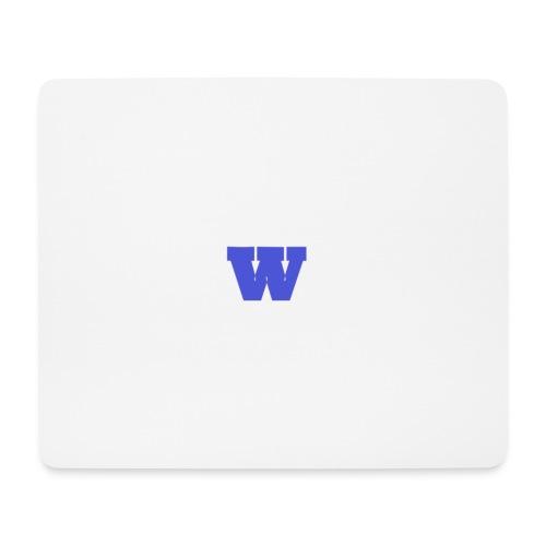 Weif logo - Mousepad (Querformat)