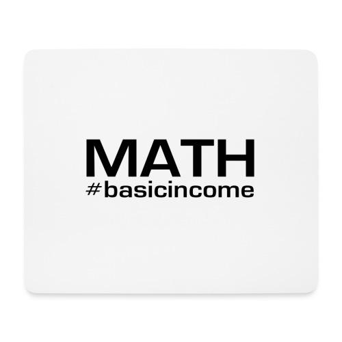 math-black - Muismatje (landscape)