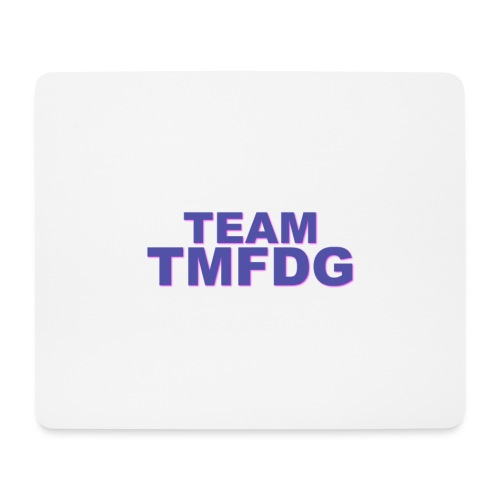 Collection : 2019 Team TMFDG - Tapis de souris (format paysage)