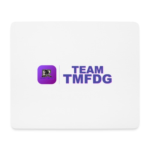 Team TMFDG | Collection 2020 - Tapis de souris (format paysage)