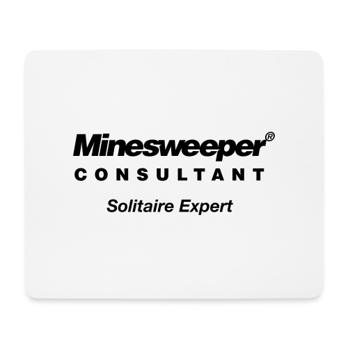 minesweeper - Mousepad (Querformat)