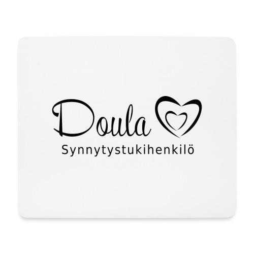 doula sydämet synnytystukihenkilö - Hiirimatto (vaakamalli)