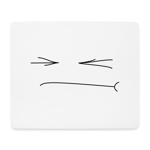 Gepfetzt - Mousepad (Querformat)