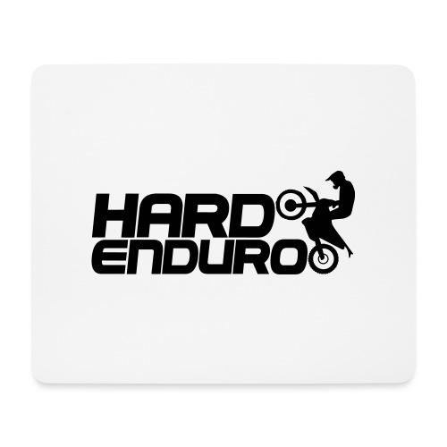 Hard Enduro Biker - Mousepad (Querformat)