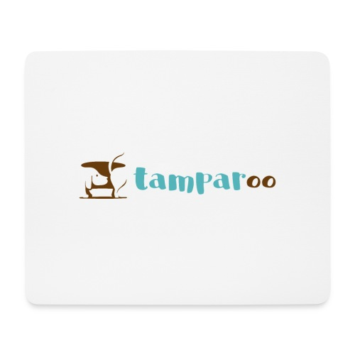 Tamparoo - Tappetino per mouse (orizzontale)