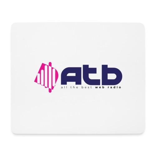radio logo 2 - Mouse Pad (horizontal)