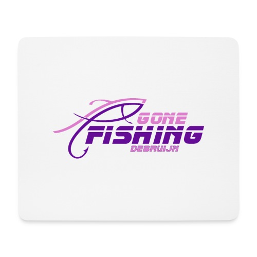 GONE-FISHING (2022) DEEPSEA/LAKE BOAT P-COLLECTION - Mouse Pad (horizontal)