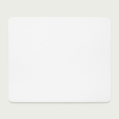 RuokangasGuitars white - Mouse Pad (horizontal)