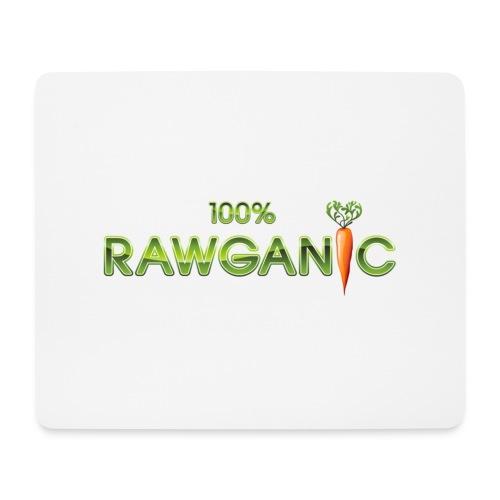 100% Rawganic Rohkost Möhre - Mousepad (Querformat)