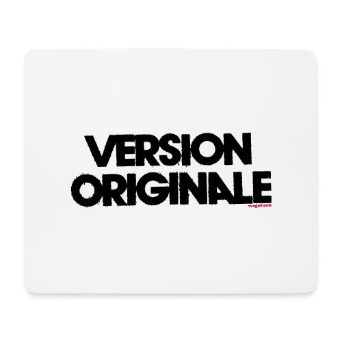 Version Original - Tapis de souris (format paysage)