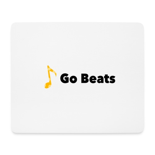 Logo with text - Mouse Pad (horizontal)