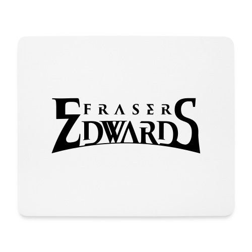 Fraser Edwards Men's Slim Fit T shirt - Mouse Pad (horizontal)