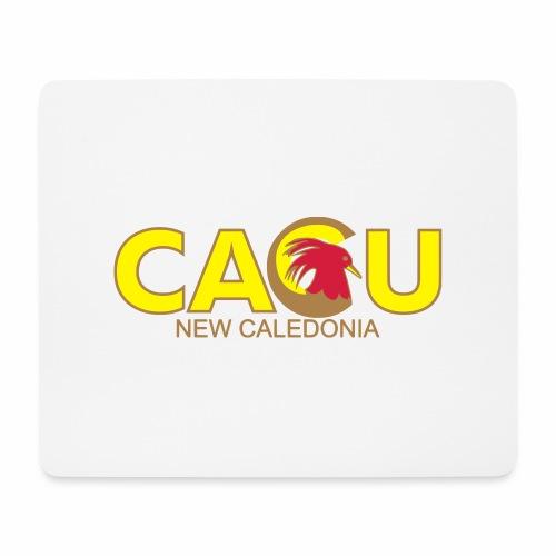 Cagu New Caldeonia - Tapis de souris (format paysage)