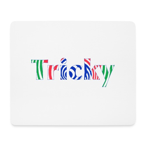 Tricky - Mouse Pad (horizontal)