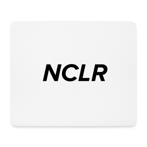 nclr black on white - Muismatje (landscape)