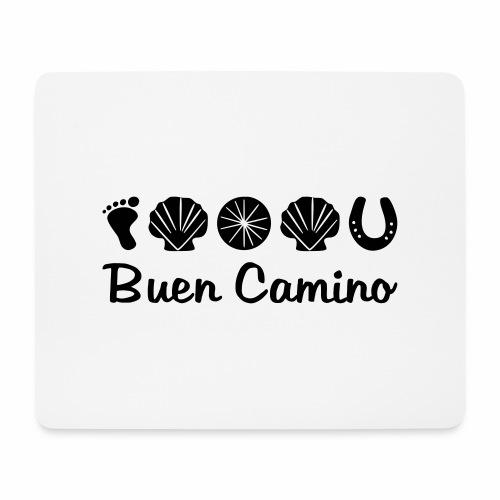 Buen_Camino_4 - Mousepad (Querformat)